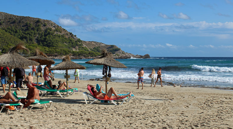 Strand von Cala Ratjada
