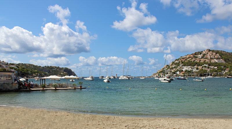 Port Andratx Strand