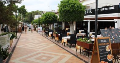 Restaurants in Cala D'or